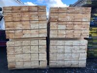 🔨 UNTREATED 3.9M SCAFFOLD BOARDS X 100 •NEW•
