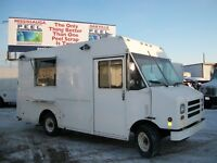 1998 Ford E350 FOOD TRUCK