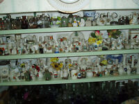 W.H.Goss, Arcadian, Willow etc large collection of crested China