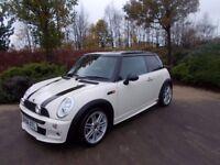 Mini Copper 1.6 factory body kit 78000 fsh outstanding car