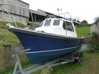 Colvic 23 Seaworker Fishing Boat