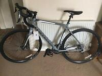 Cannondale synapse alloy tiagra road bike