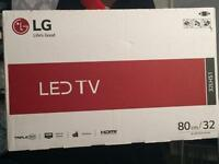Brand new in box - 32in LG Tv