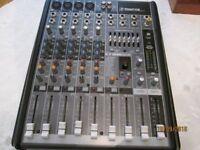 Mackie ProFX8 mixer with usb