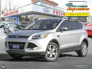 2016 Ford Escape Titanium>>>NAV/AWD/leather<<<