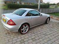 Mercedes Slk 3.2 v6 Amg styled car