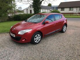 2009 RENAULT MEGANE 1.5 DCI EXPRESSION -- LOW RUNNING COSTS --