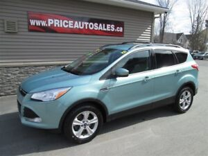 2013 Ford Escape ECOBOOST - NAVIGATION - HEATED LEATHER!!!