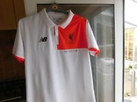LIVERPOOL FC TOPS £10 EACH BOTH FOR £15