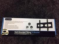 "TV wall Bracket 32""-64"" fits Large flat panel television £25"