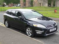 2012 FORD MONDEO 2.0 TDCi TITANIUM AUTOMATIC 5DR FULLY LOADED