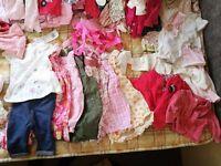 Baby / Toddler Girls clothes 0-3 3-6 6-12 - Huge amount Job lot