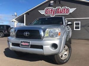 2011 Toyota Tacoma 4X4   Standard 5 Speed   New Tires