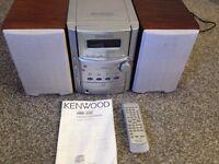 kenwood hifi system