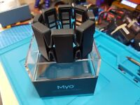 Myo Gesture Control Armband control all sorts of devices in such a cool and handy way