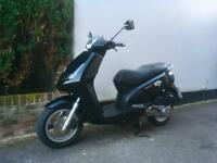 Peugeot Vivacity 125 2012 Sixties edition Scooter Not PCX Vision Nmax