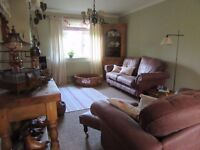 large beautiful 3 bed CHESHIRE council swop 2 bed cornwall by sea.won't see nicer