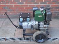 Lister Petter 5KVA generator