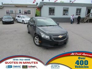 2012 Chevrolet Cruze LT | TURBO | CLEAN | MUST SEE