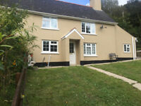 NOW LET: UNAVAILABLE Northleigh, Devon. Idyllic 2 bedroom rural cottage, recently refurbished