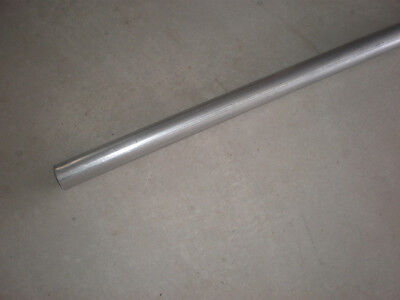 - 4.0 inch .065 wall 304 ss straight pipe, Exhaust tube. 4 foot long. Diesels