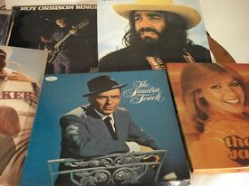 Assorted LP's various artists
