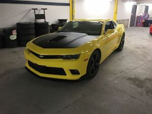 2014 Chevrolet Camaro 2SS 	WRS - RALLY SPORT PACKAGE!!!