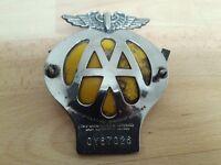 Vintage AA badge