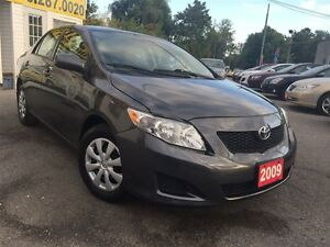 2009 Toyota Corolla CE/AUTOAIR/LOADED/CLEAN