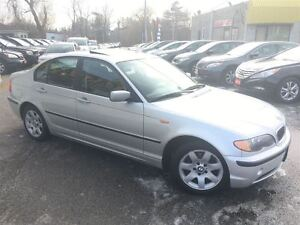 2004 BMW 3 Series 325i/AUTO/LEATHER/ROOF/LOADED/ALLOYS