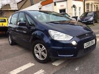FORD S-MAX 2.3 PETROL AUTOMATIC 2009 (59) 2 OWNER LOW MILEAGE 2 OWNERS MINT EX MOBILITY CAR