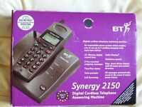 BT Synergy 2150 answer phone machine