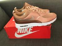 Nike Rose Gold Trainers Size 6