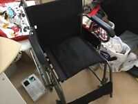 WHEELCHAIR USED ONCE