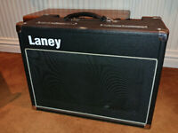 Laney VC30 equivalent to VOX AC30 all valve Amplifier
