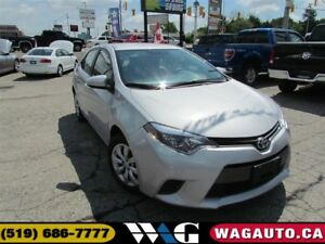 2016 Toyota Corolla LE | WE FINANCE ANY CREDIT | BEST RATES
