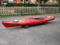 Perception Carolina 12 kayak for sale
