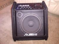 Alesis Transactive Drummer amplifier Amp 50wRMS for Electric Drum Kit/electronic musical instruments