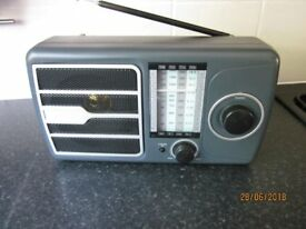 Coopers Portable radio