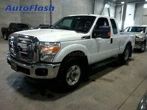 2013 Ford F-250 XLT Super-Cab 6.2L * Boite 6.5' Box *