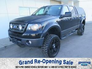 2008 Ford F-150 FX4 Moonroof. Trailer Tow.