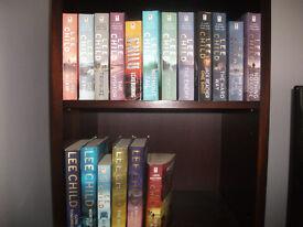 Jack reacher books