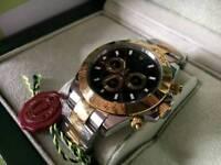 Swiss Rolex Daytona Automatic Watch