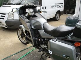 BMW K100 LT - Totally reliable, well maintained with 12 months MOT