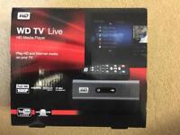WD TV Live HD Media Player