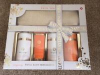 Baylis and Harding skin spa energising total body indulgence large brand new gift set
