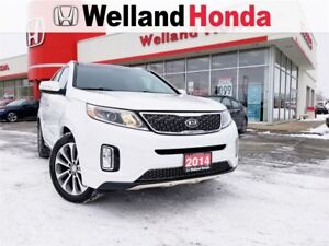 2014 Kia Sorento SX | ONE OWNER | ACCIDENT FREE