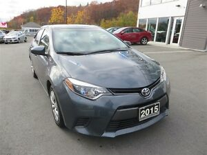 2015 Toyota Corolla LE *Heated Seats *Bluetooth *Backup Camera