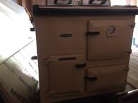 Gas fired rayburn excellent condition