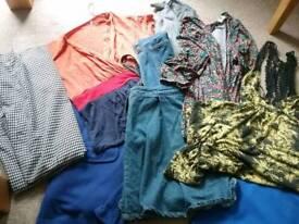 Bundle women's clothes size 12- 14 / L